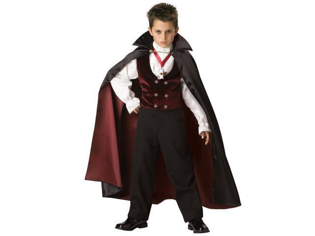 Gothic Vampire Elite Collection Child Costume - 12