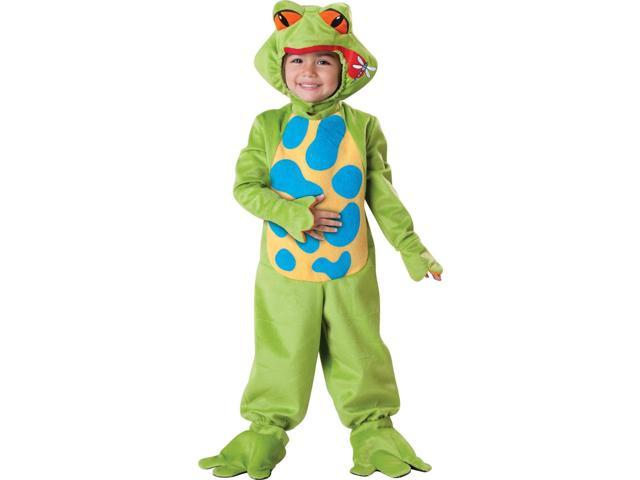 Lil' Froggy Toddler Costume - 3T
