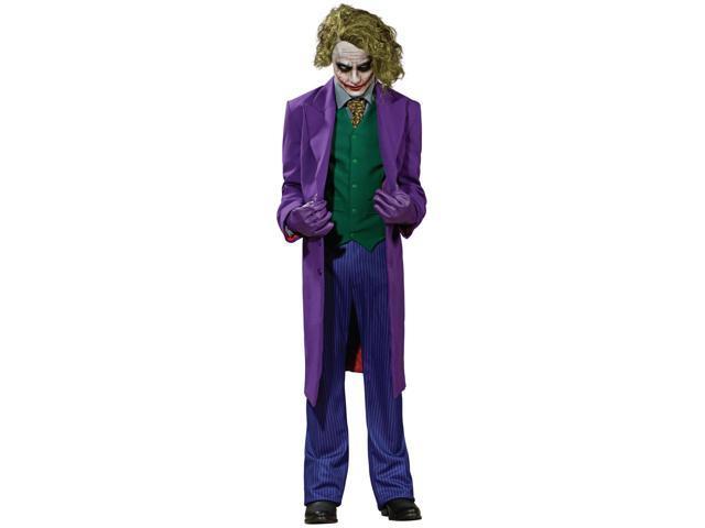 Batman The Dark Knight Grand Heritage Joker Adult Costume