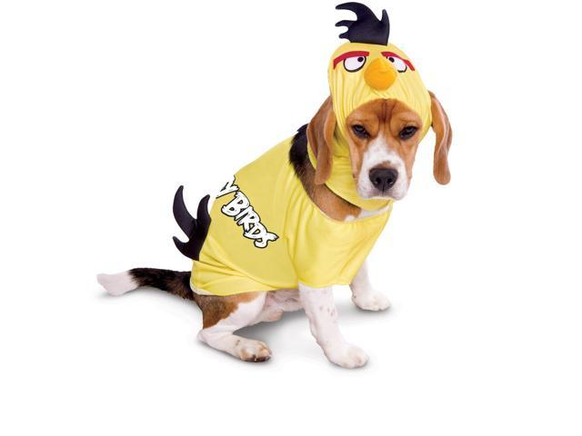 Rovio Angry Birds Yellow Bird Pet Costume - Small