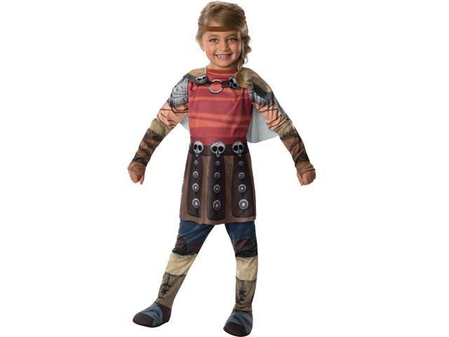 How to Train Your Dragon 2 - Astrid Toddler Kids Costume