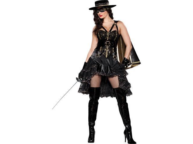 Beautiful Bandida Adult Costume - Medium