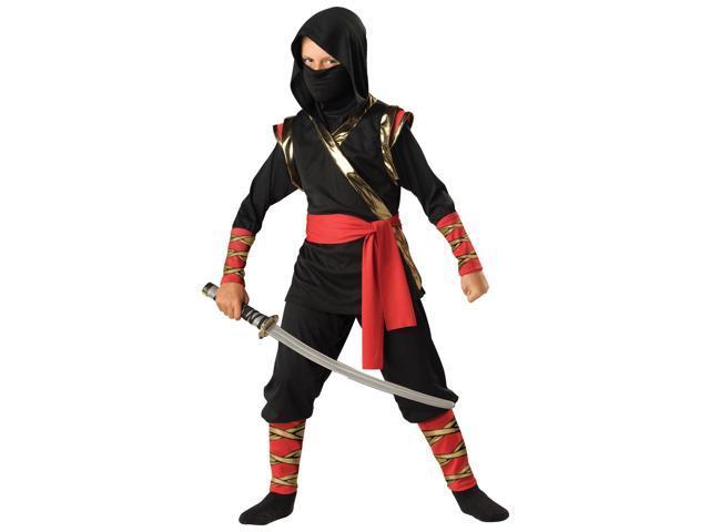 Ninja Child Costume - 4