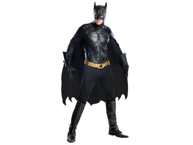 The Dark Knight Rises Batman Grand Heritage Adult Costume - Medium