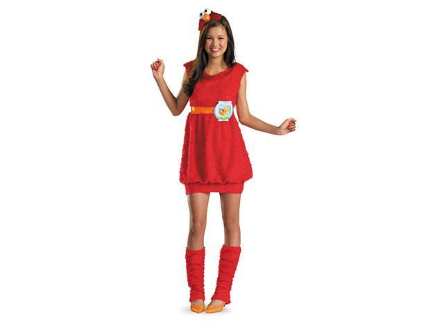 Elmo Child/Tween Costume - 10-12