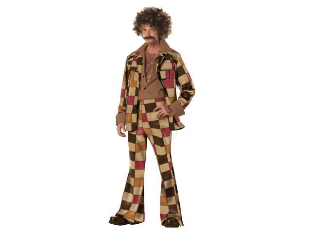 Disco Sleazeball Men's Costume