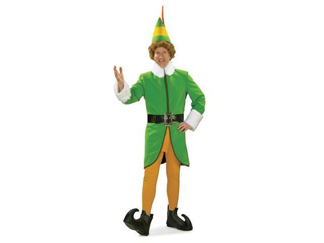 Deluxe Buddy Elf - Christmas Costumes
