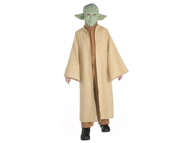 Deluxe Kids Yoda Costume - Star Wars Costumes
