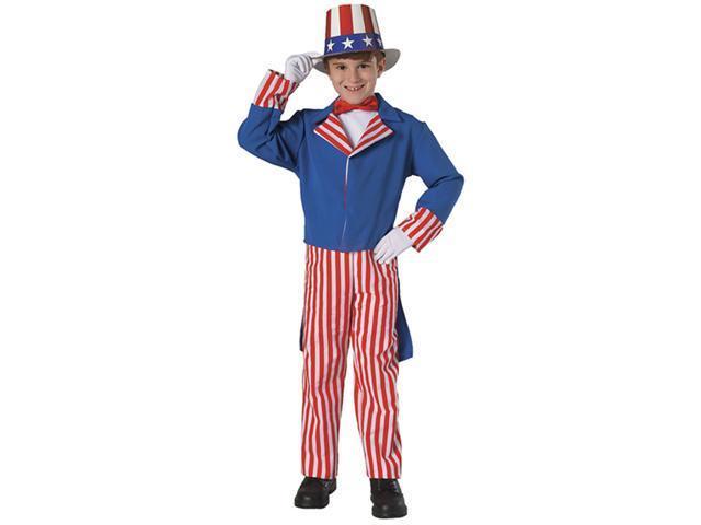 Kids Uncle Sam Costume - Patriotic American Costumes