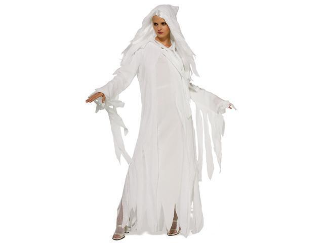 Adult Ghostly Spirit Costume - Ghost and Ghoul Costumes