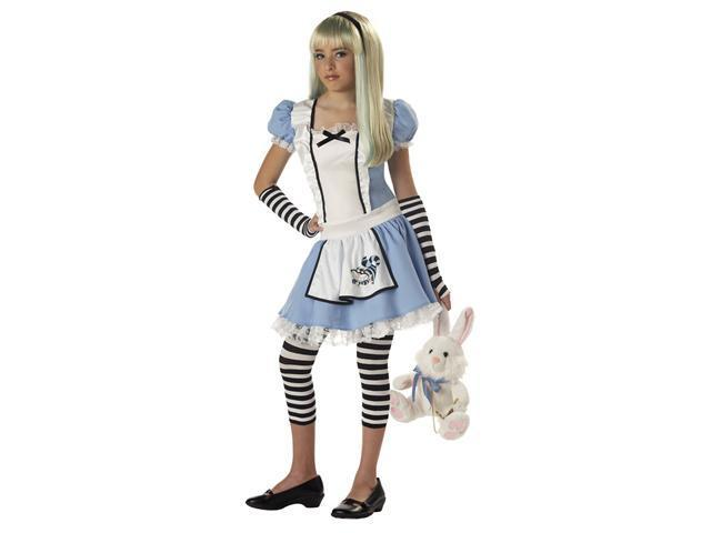Tween Alice in Wonderland Costume - Alice in Wonderland Costumes