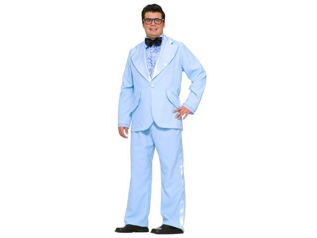 Adult Full Size Prom King Costume - Flirtin With The Fifties - Fifties Costumes