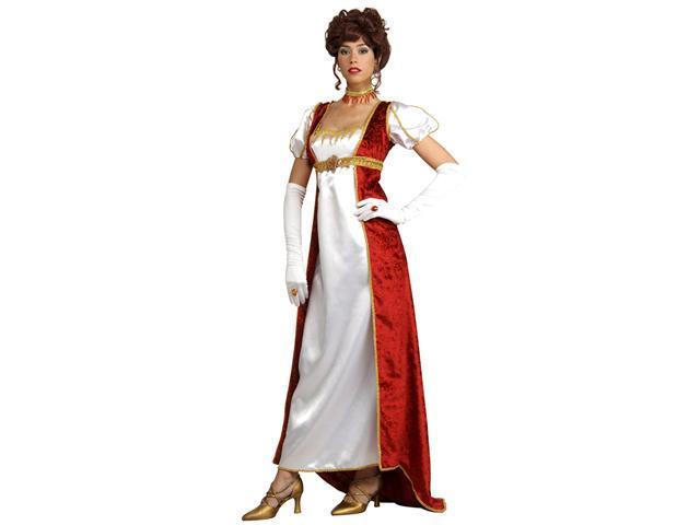 Adult Super Deluxe Josephine Costume - Napoleon and Josephine Costumes