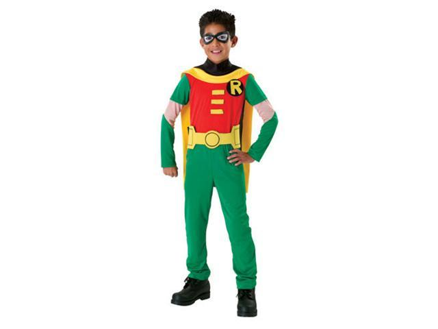 Teen Titan Robin Costume - Authentic Teen Titans Costumes for Kids