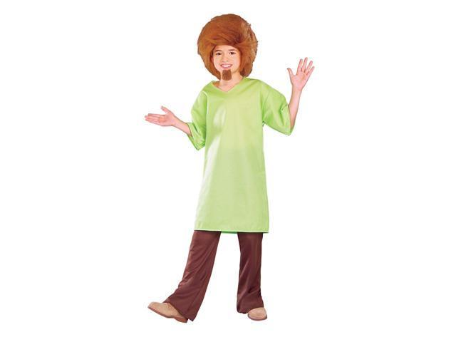 Kids Scooby-Doo Shaggy Costume - Authentic Scooby-Doo Costumes