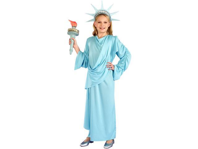 Girls Statue of Liberty Costume - Patriotic Costumes