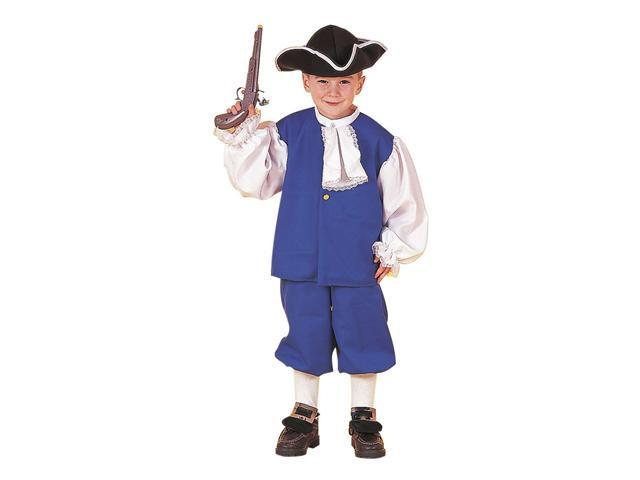 Kids Colonial Boy Costume - Colonial Costumes