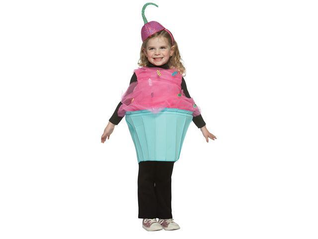 Little Girls Cupcake Costume - Food Costumes