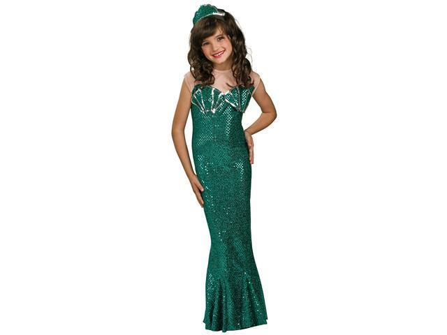 Mermaid of the Sea Costume - Girls Mermaid Costumes