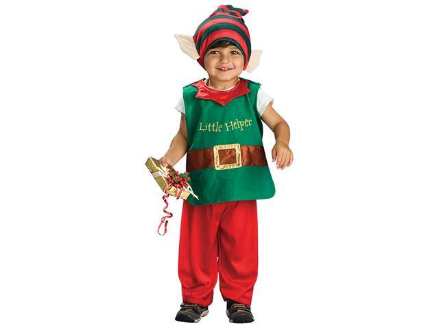 Little Elf Costume - Santa's Helper Costume