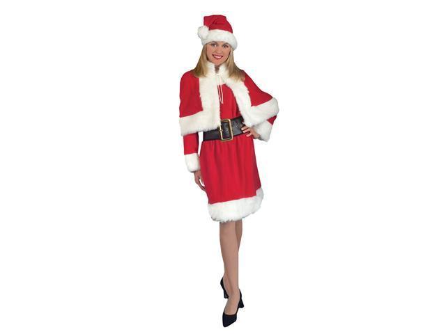 Miss Santa Costume - Christmas Costumes