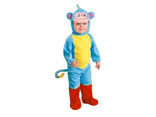 Dora The Explorer Boots Costume - Baby Costumes