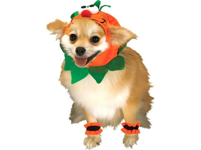 Pumpkin Costume for Dogs or Cats - Pet Costumes