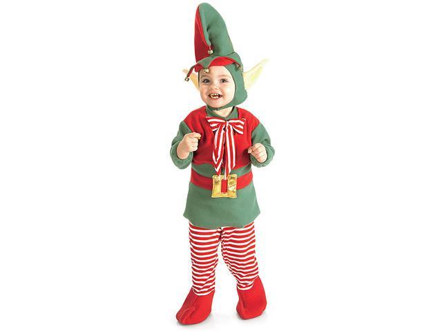 Toddler Elf Costume - Santa's Helper Costumes