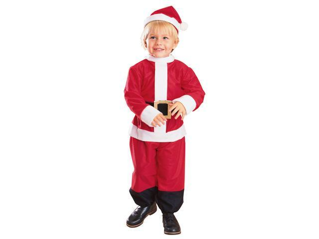 Little Santa Costume - Christmas Costumes for Kids