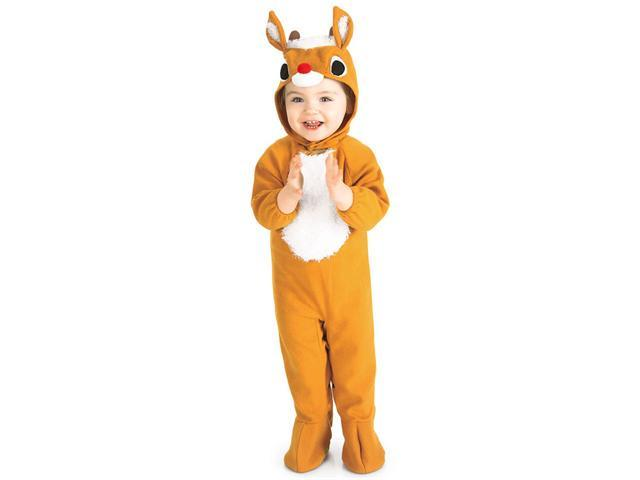 Toddler Reindeer Costume - Baby Christmas Costumes
