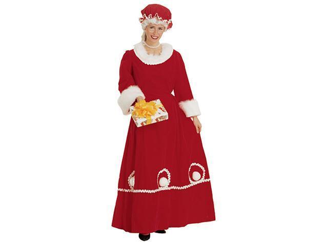 Mrs. Santa Costume - Classic Christmas Costumes