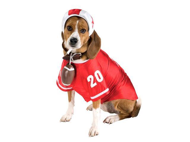 Football Player Dog Costume - Dog Costumes