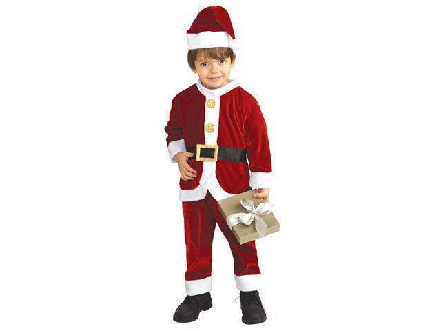 Kids Little Santa Costume - Santa Claus Costumes
