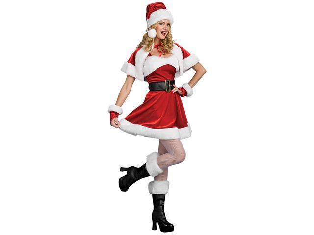 Santa's Sexy Helper Costume - Sexy Christmas Costumes