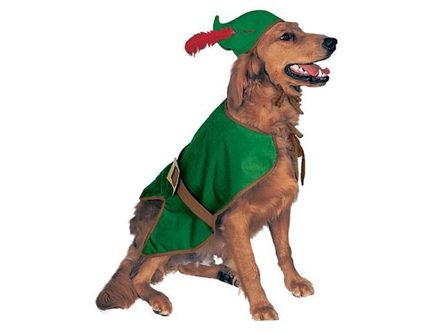 Christmas Elf/Robin Hood Dog Costume - Christmas Costumes for Dogs