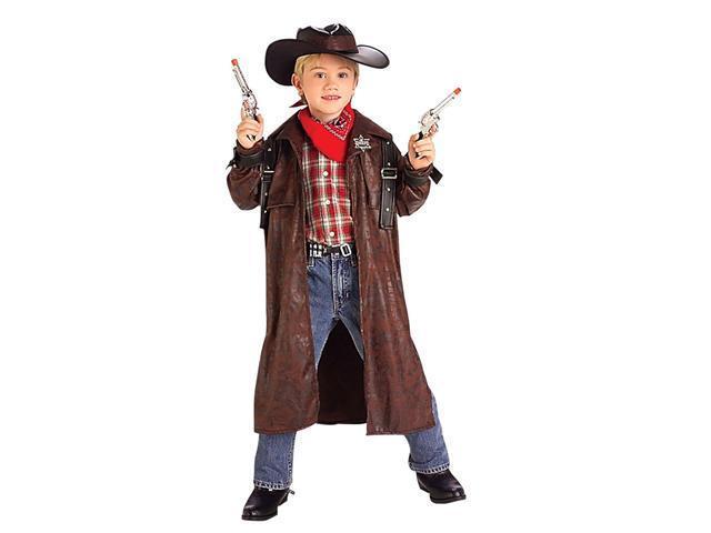 Kids Desperado Cowboy Costume - Cowboy Costumes