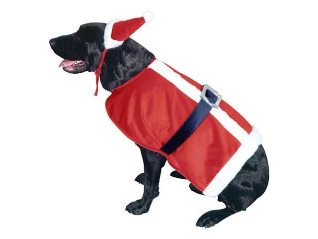 Santa Dog Costume - Christmas Costumes for Dogs
