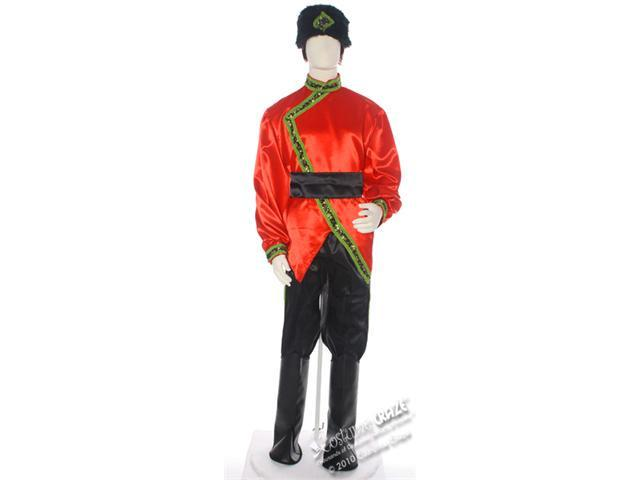 Adult Super Deluxe Russian Cossack - Russian Costumes