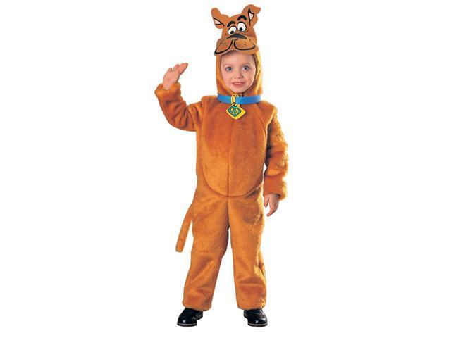 Kids Deluxe Scooby-Doo Costume - Scooby-Doo Costumes