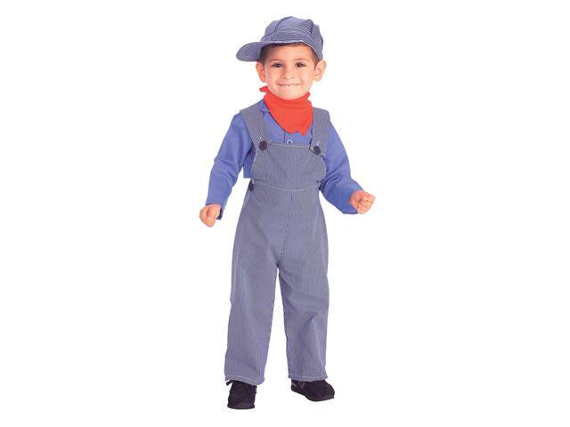 Kids Little Engineer Costume - Train Engineer Costumes