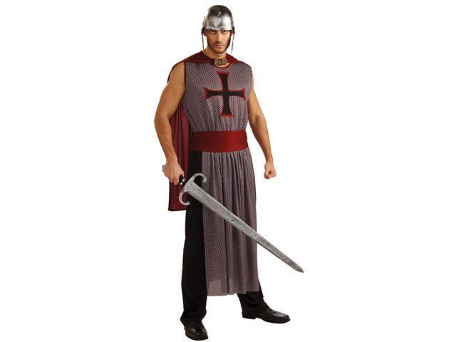 Crusador Costume - Medieval Costumes