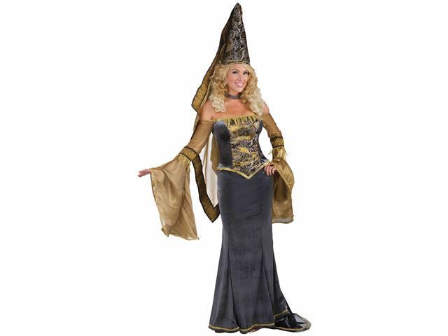 Medieval Maiden Costume - Medieval Or Renaissance Costumes