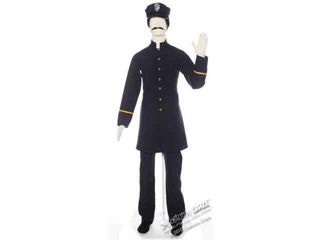 Mens Keystone Cops Costume - Police Costumes