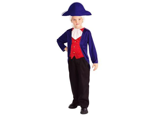 Kids George Washington Costume - Colonial Costumes