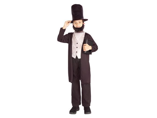 Kids Abraham Lincoln Costume - Civil War Costumes