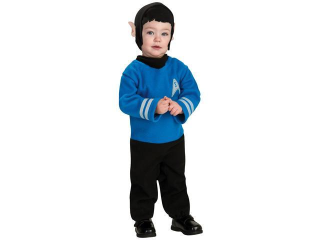 Baby and Toddler Spock Costume - Official Star Trek Costumes