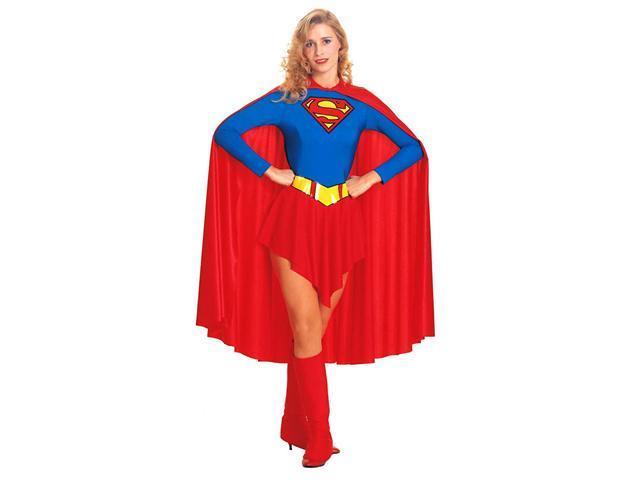 Adult Supergirl Costume - Superhero Superman Costumes for Adults