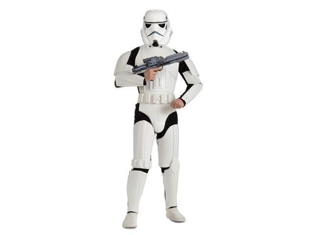 Deluxe Adult Stormtrooper Costume - Star Wars Costumes
