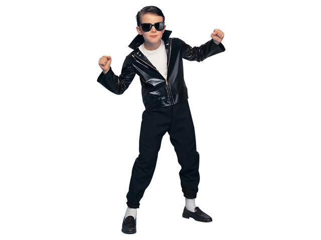 Kids 50's Rock Star Greaser Costume - Fifties Costumes