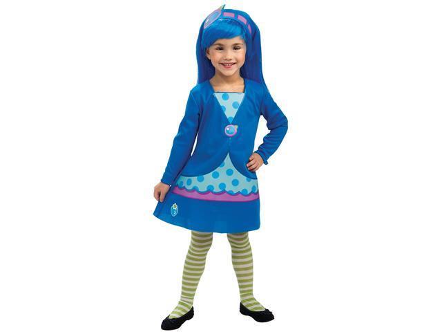 Girls Blueberry Muffin Costume - Strawberry Shortcake Costumes